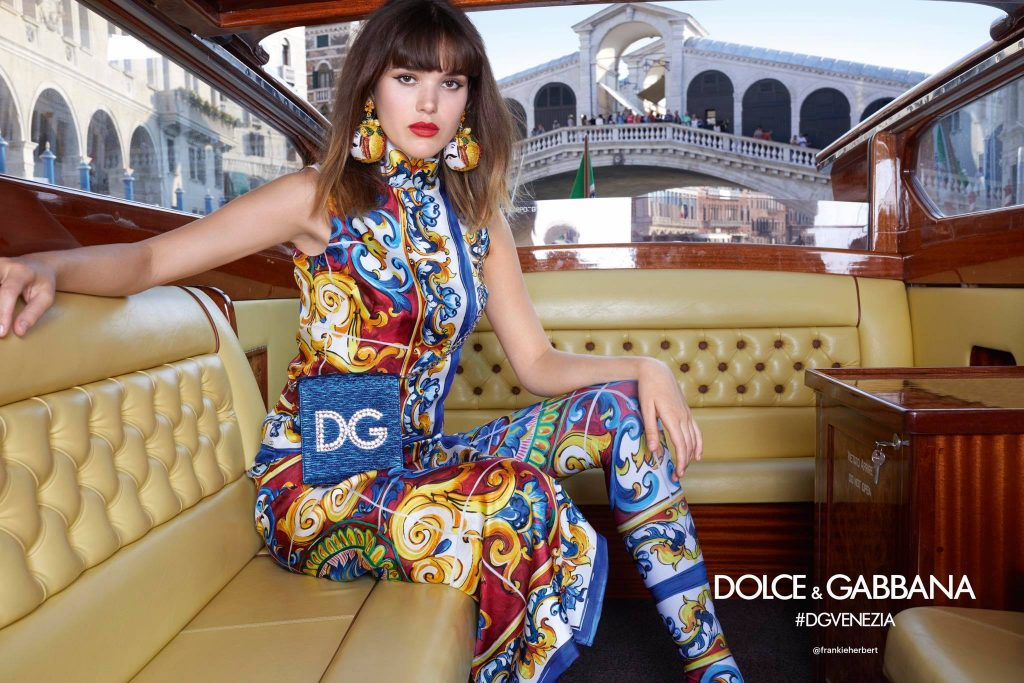 Dolce & Gabbana В ВЕНЕЦИИ