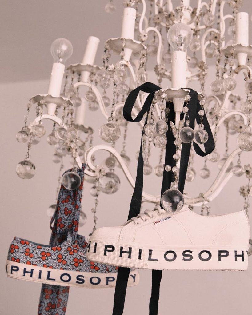 КЕДЫ-ПУАНТЫ Philosophy di Lorenzo Serafini