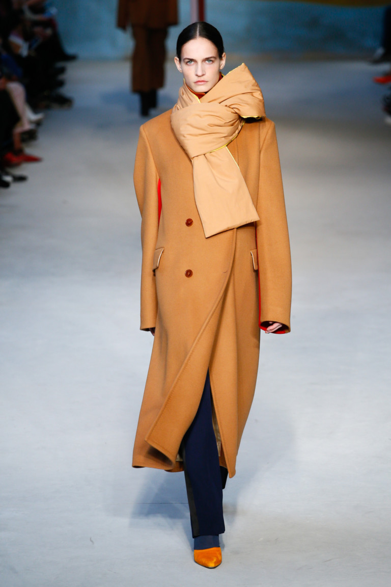 Roksanda  LFW Fall-Winter 18-19