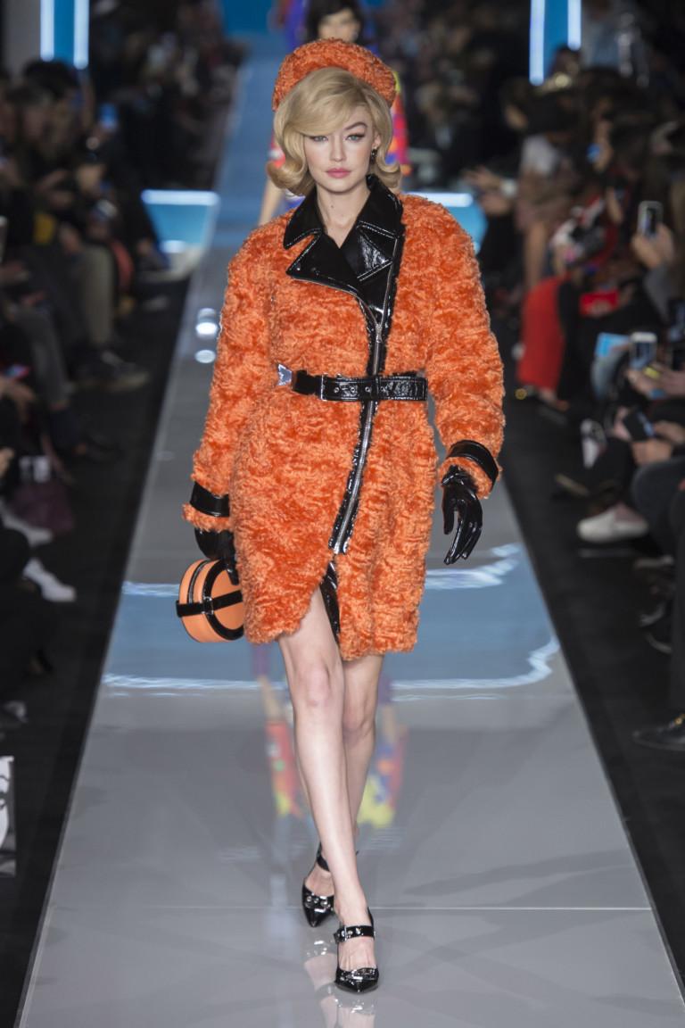 Moschino Milan Fashion Week Fall-Winter 18-19