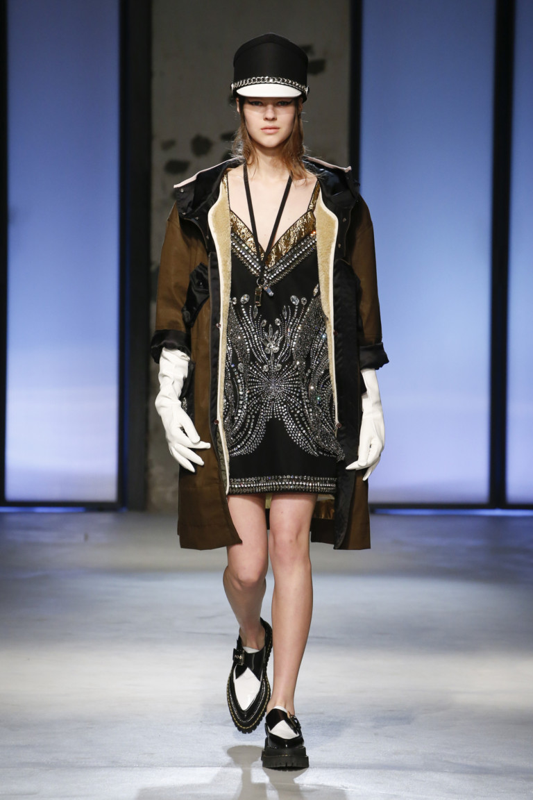 No. 21 Milan Fashion Week Fall-Winter 18-19
