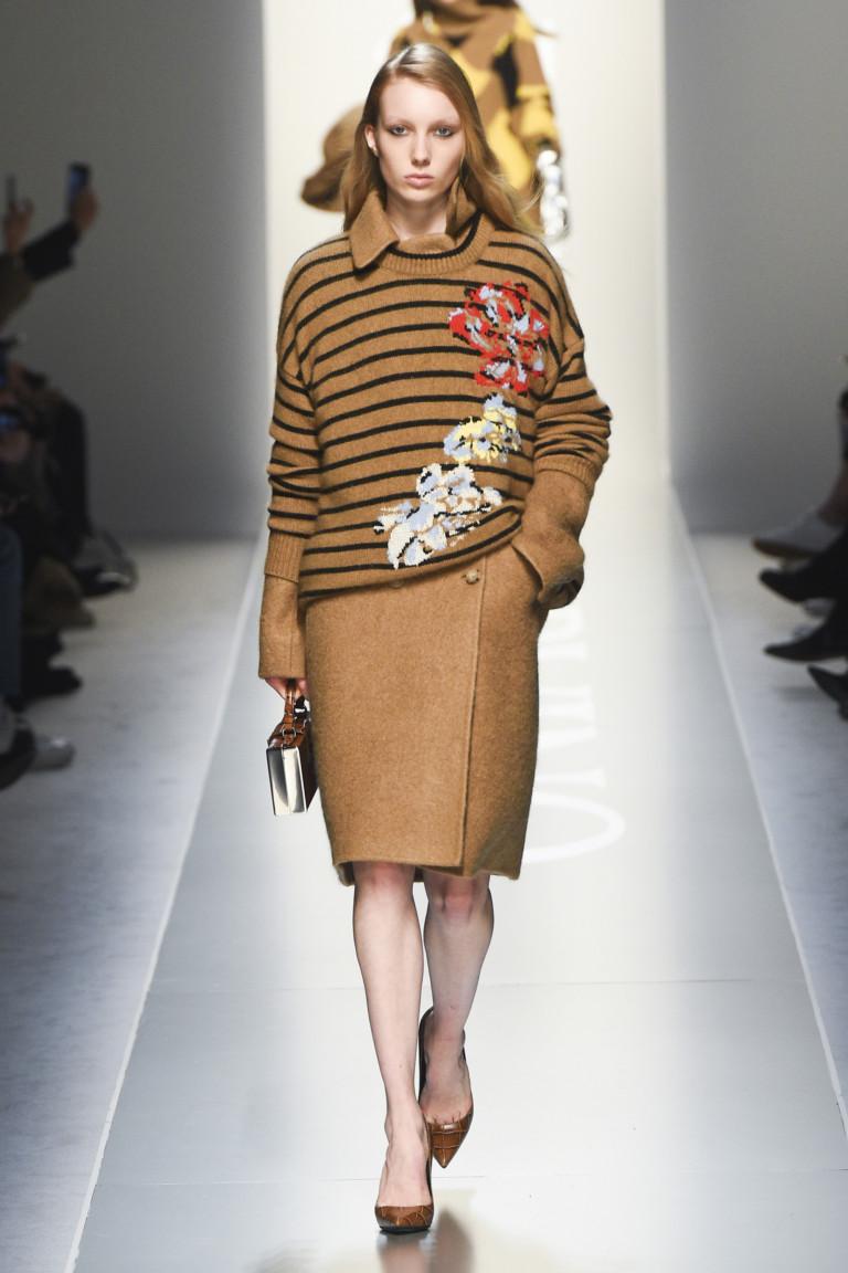 Ermanno Scervino  Milan Fashion Week Fall-Winter 18-19