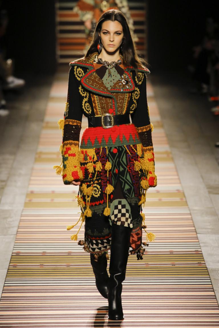 Etro  Milan Fashion Week Fall-Winter 18-19