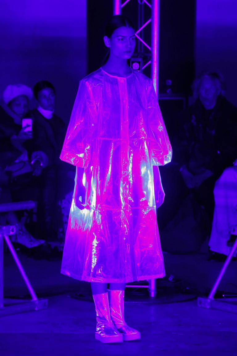 Anrealage Paris Fashion Week Fall-Winter 18-19