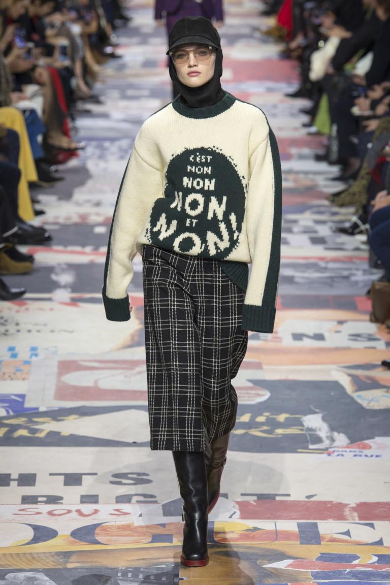 Dior Paris Fashion Week Fall-Winter 18-19