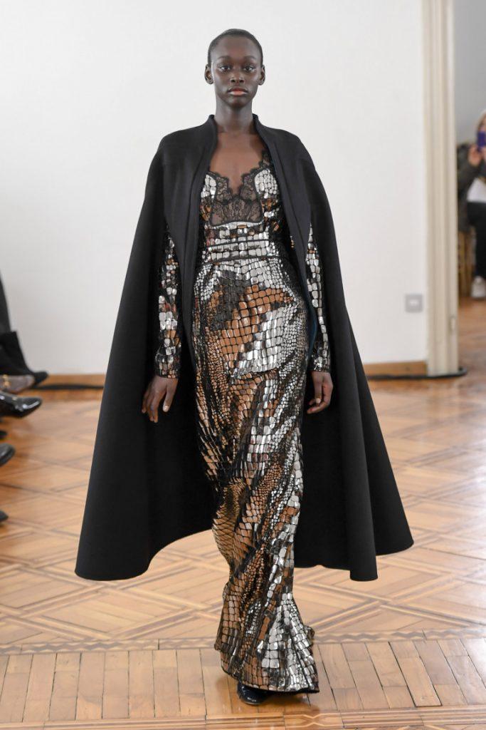 Antonio Berardi Milan Fashion Week Fall-Winter 18-19