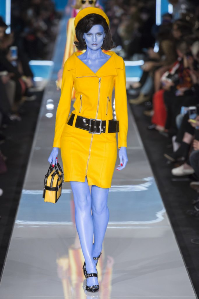 Moschino Milan Fashion Week Fall-Winter 18-19