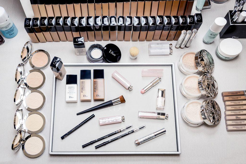 КАК ПОВТОРИТЬ МАКИЯЖ ДЛЯ КУТЮРНОГО ПОКАЗА Dior