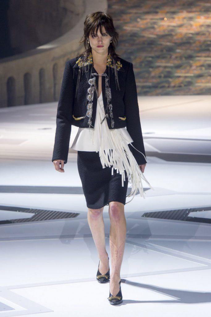 Louis Vuitton Paris Fashion Week Fall-Winter 18-19