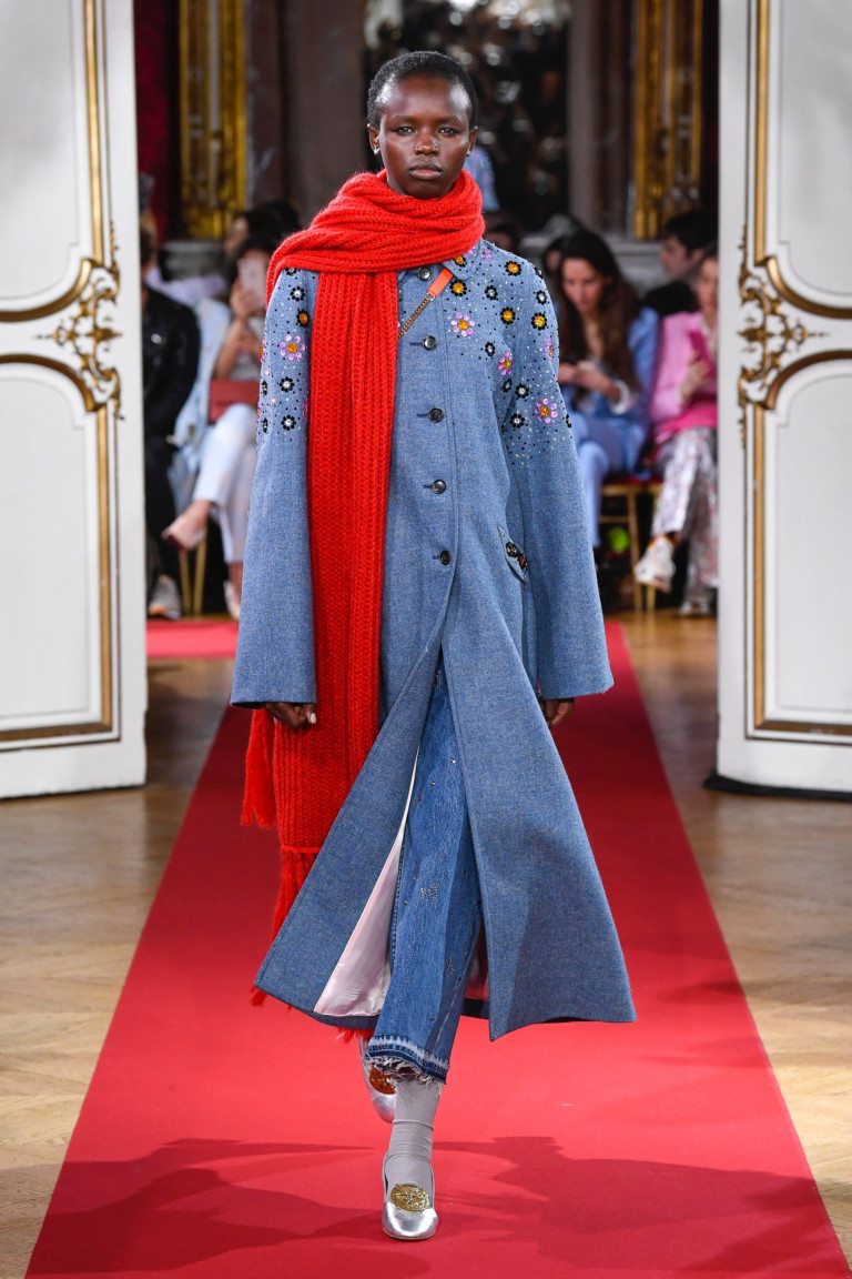Paul & Joe Paris Fashion Week Fall-Winter 18-19