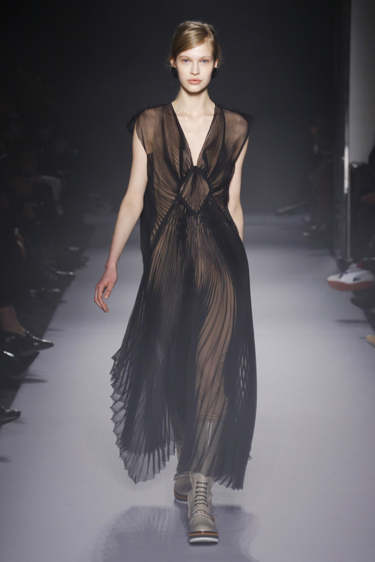 Lanvin Paris Fashion Week Fall-Winter 18-19