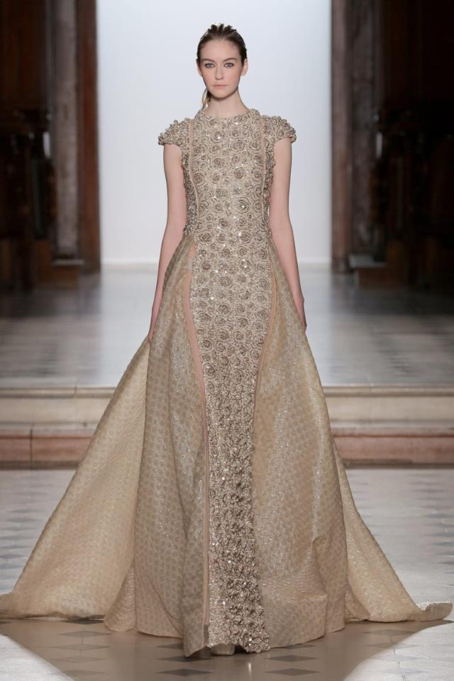 Tony Ward Couture Spring-Summer 2018