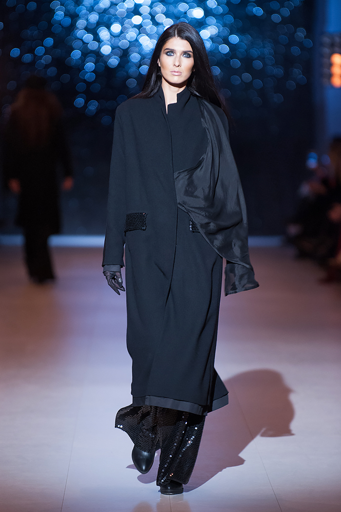 Lyalya Sogomonyan Ukrainian Fashion Week FW18-19