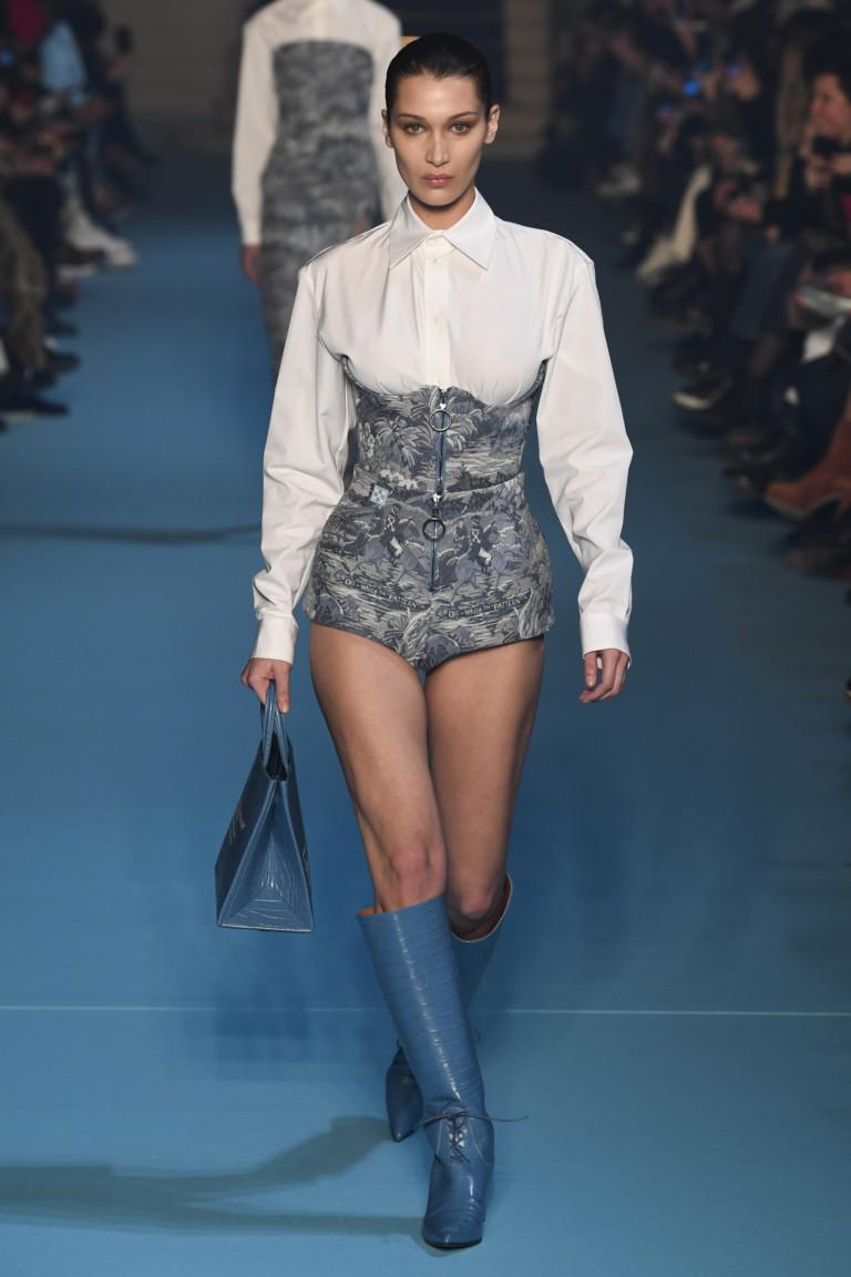 Off-White Paris Fashion Week Fall-Winter 18-19