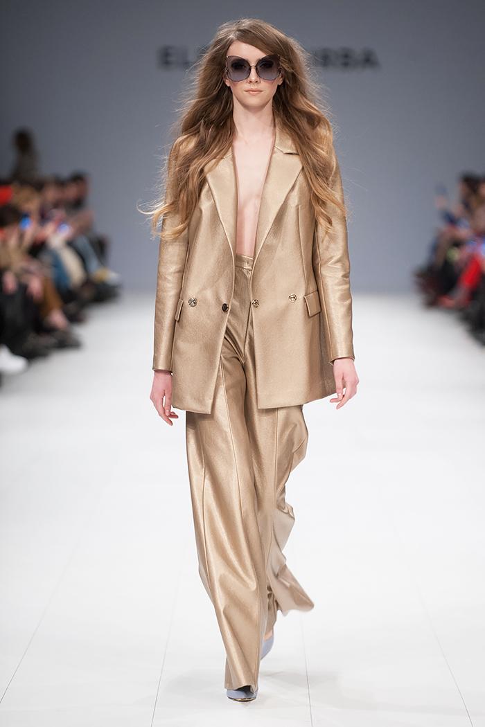ELENA BURBA Ukrainian Fashion Week FW18-19