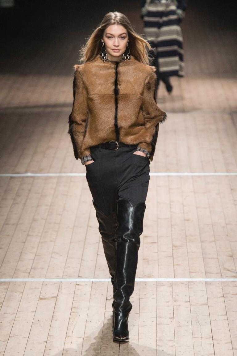 Isabel Marant Paris Fashion Week Fall-Winter 18-19