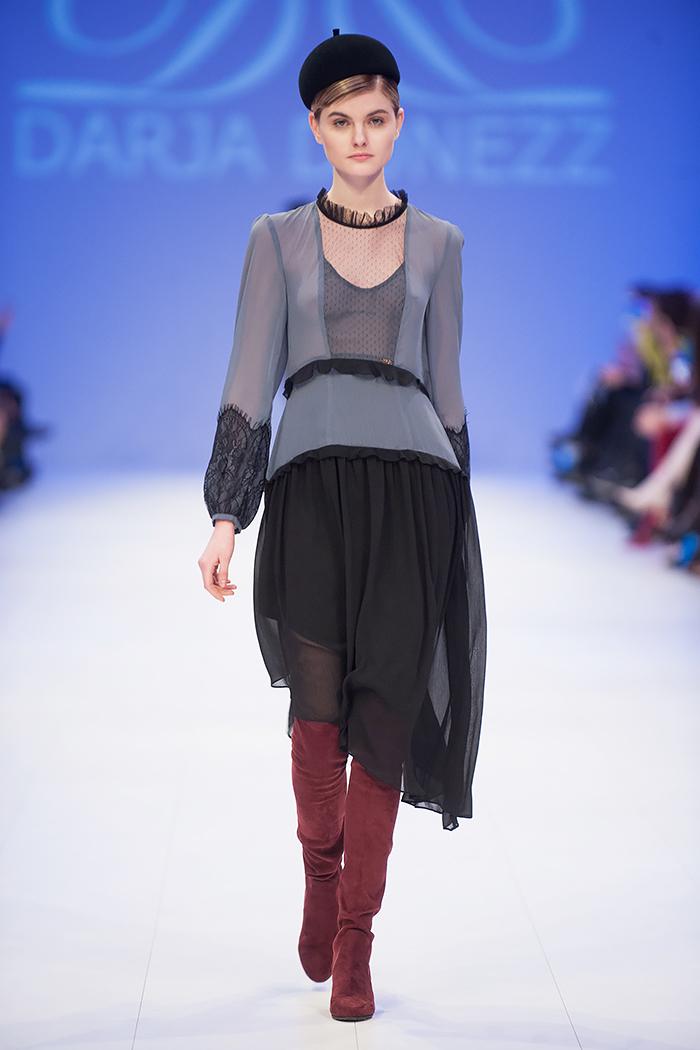 Darja Donezz Ukrainian Fashion Week FW18-19