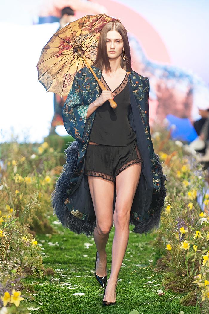 JARDIN EXOTIQUE Ukrainian Fashion Week FW18-19