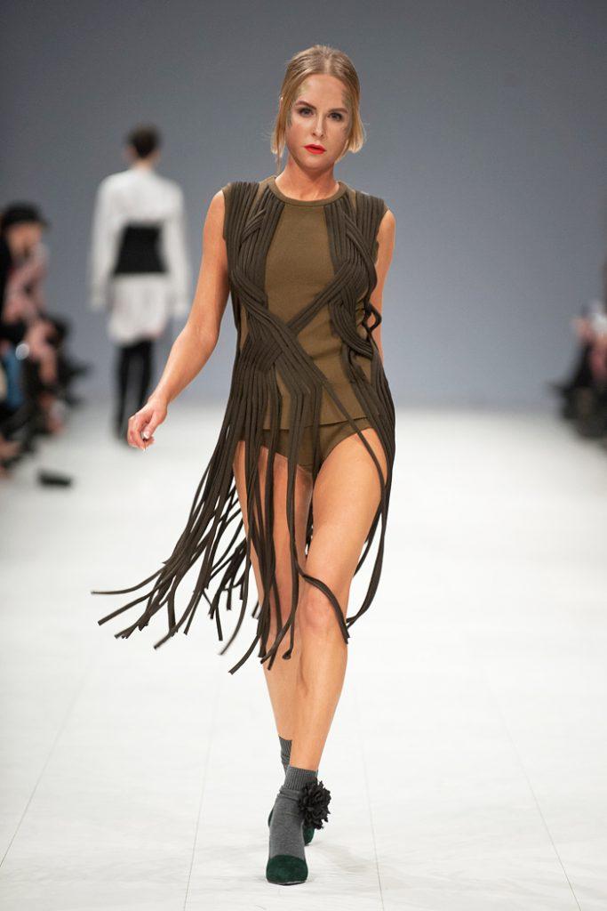 Domanof Ukrainian Fashion Week FW18-19