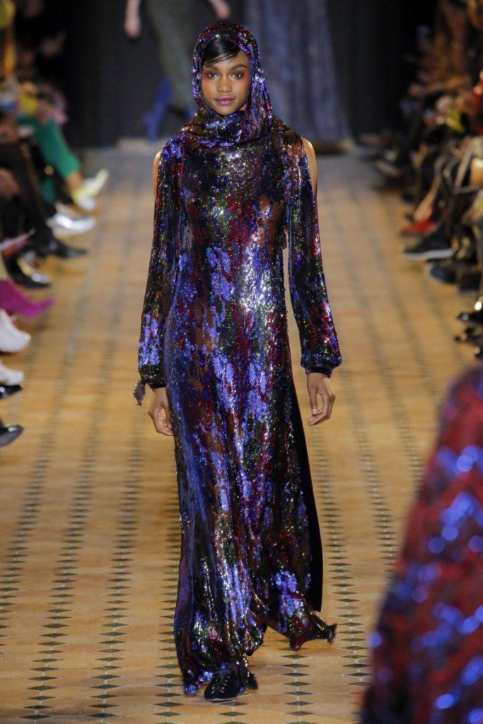 Talbot Runhof Paris Fashion Week Fall-Winter 18-19
