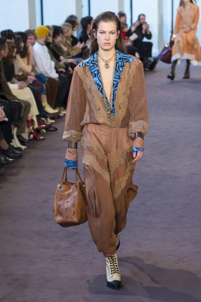 Chloé Paris Fashion Week Fall-Winter 18-19