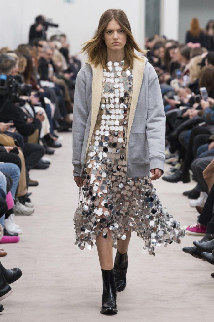 Paco Rabanne Paris Fashion Week Fall-Winter 18-19