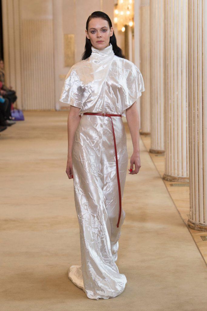 Nina Ricci Paris Fashion Week Fall-Winter 18-19