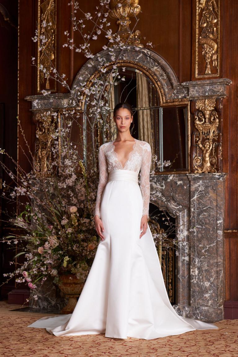 Monique Lhuillier Bridal Spring 2019