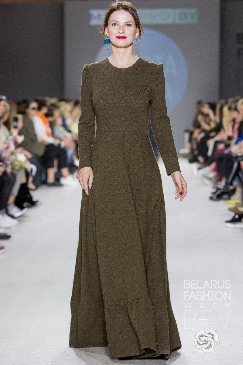 TOKOTA UNIQUE Belarus Fashion Week AW 2018-19