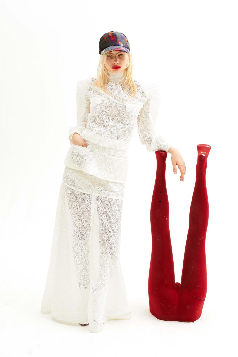 Andreas Kronthaler for Vivienne Westwood Bridal Spring 2019