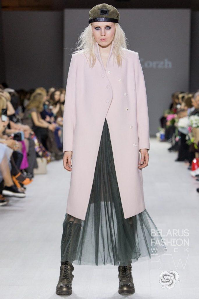Natalia Korzh Belarus Fashion Week AW 2018-19