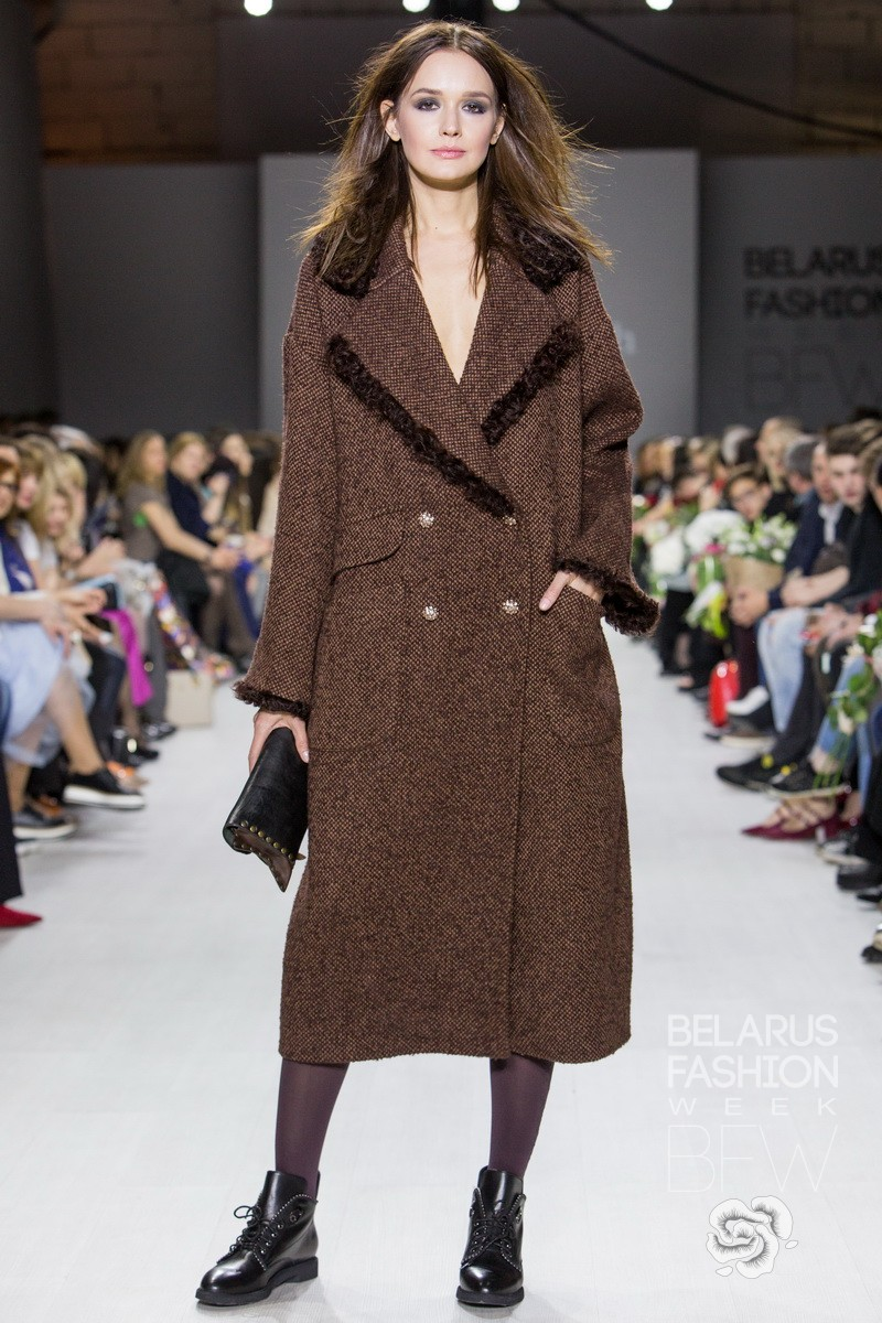 Natalia Korzh Belarus Fashion Week AW 2018-19