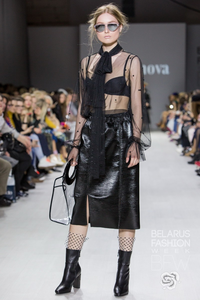 T.Efremova Belarus Fashion Week AW 2018-19