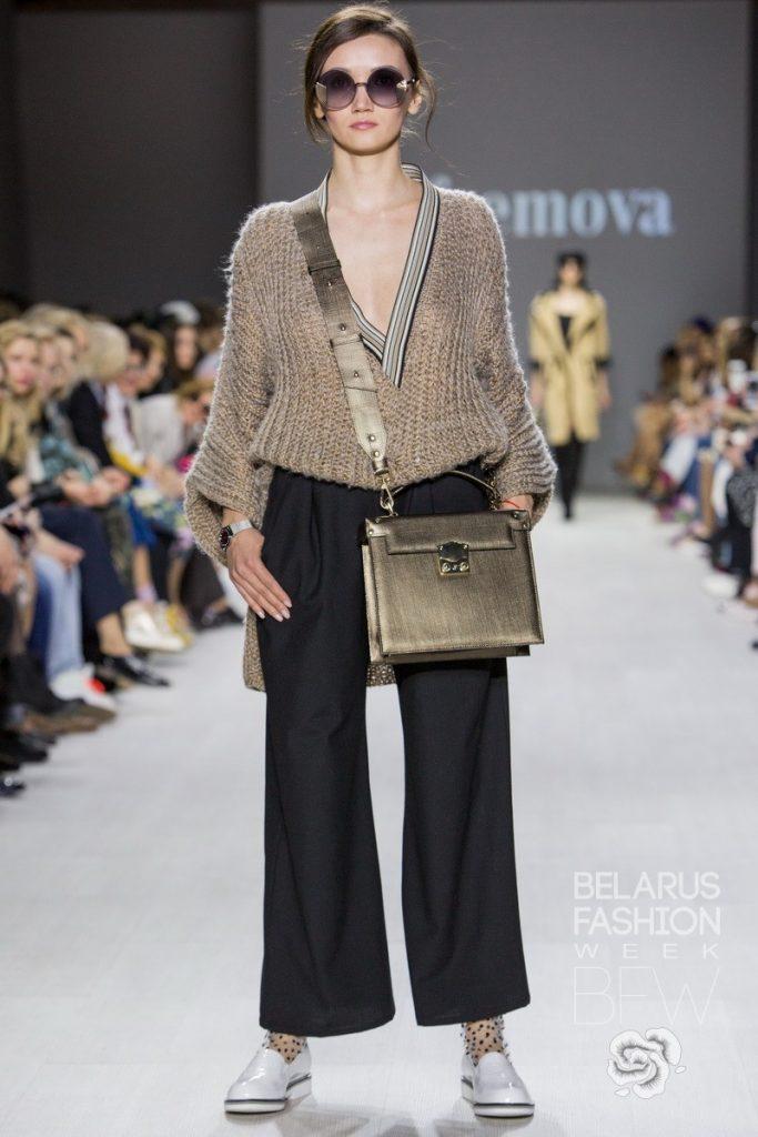 T.Efremova Belarus Fashion Week AW 2018-19
