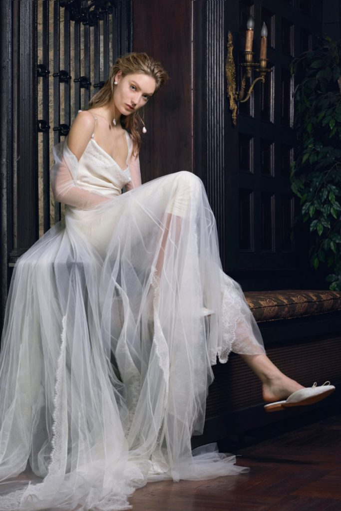 Danielle Frankel Bridal Spring 2019