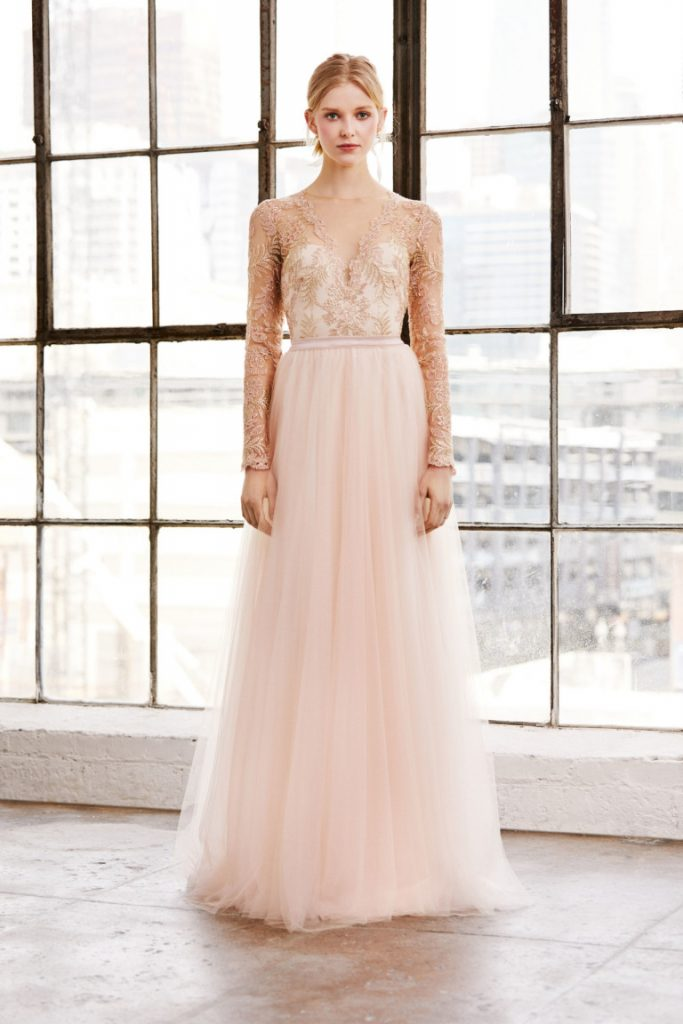 Tadashi Shoji Bridal Spring 2019