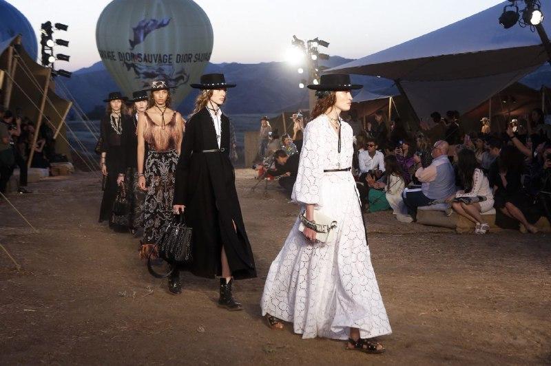Dior ПРОВЕДЕТ КРУИЗНЫЙ ПОКАЗ В ШАНТИЙИ