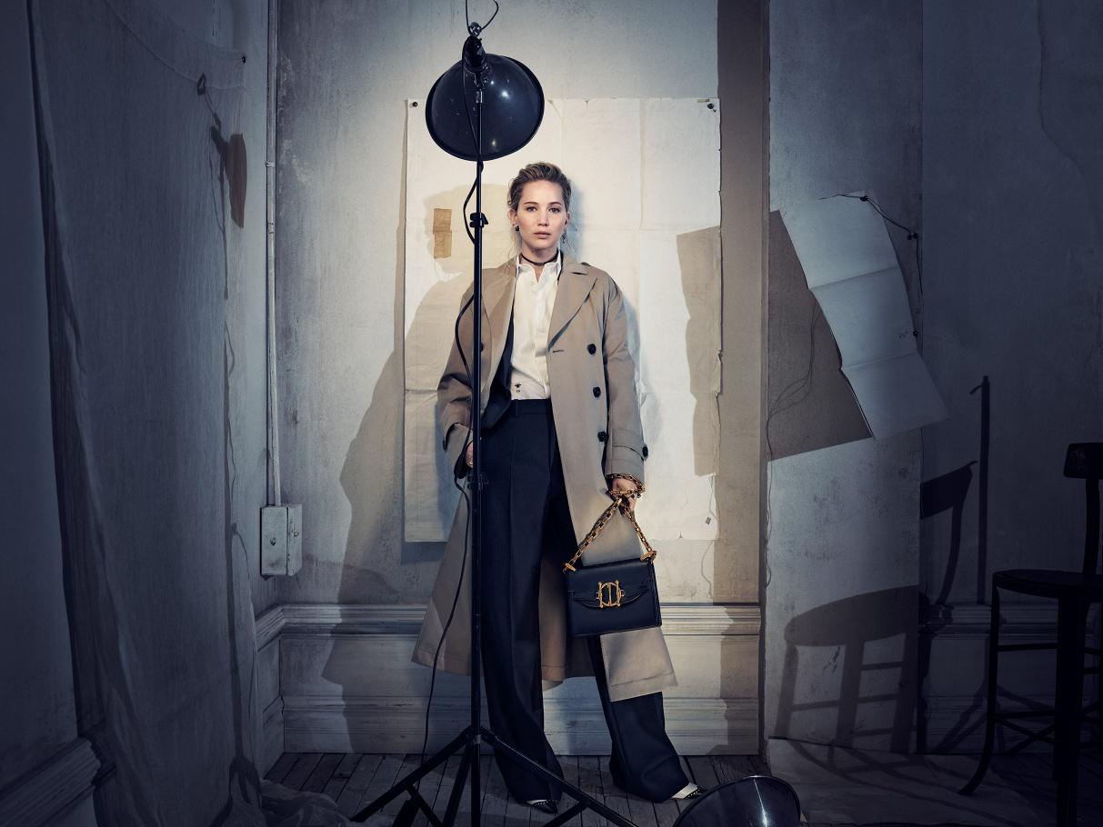 И СНОВА ДЖЕННИФЕР:  Dior ПУБЛИКУЕТ КАМПЕЙН