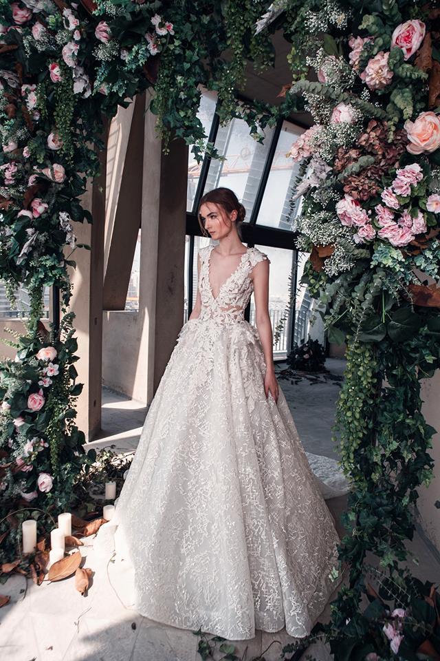 Tony Ward Bridal Spring 2019