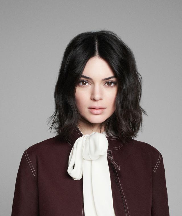 Кендалл Дженнер стала амбассадором Longchamp