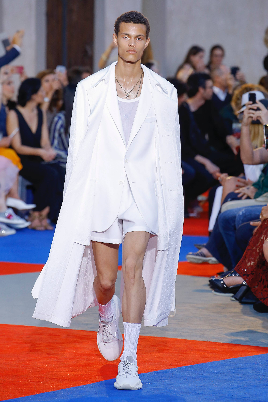 Roberto Cavalli Menswear SS 2019