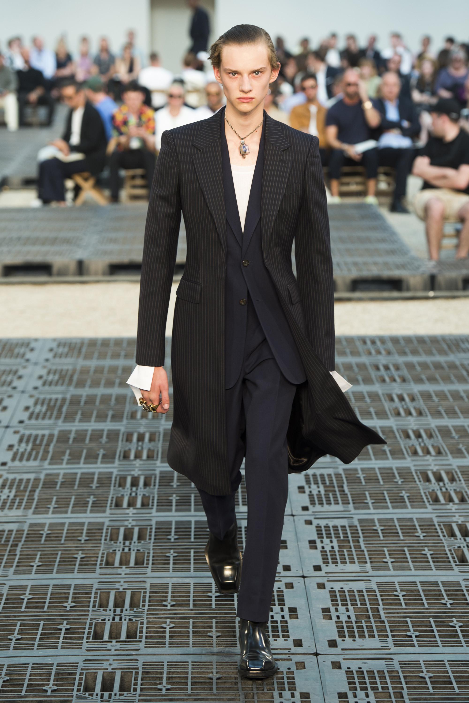 Alexander McQueen Menswear SS 2019