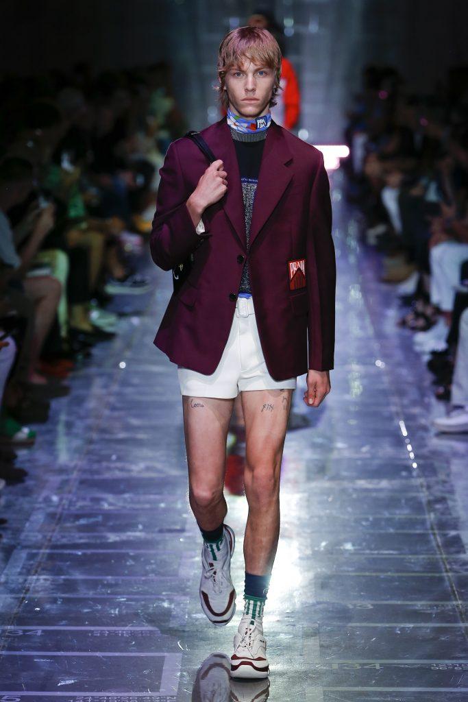 Prada Menswear SS 2019