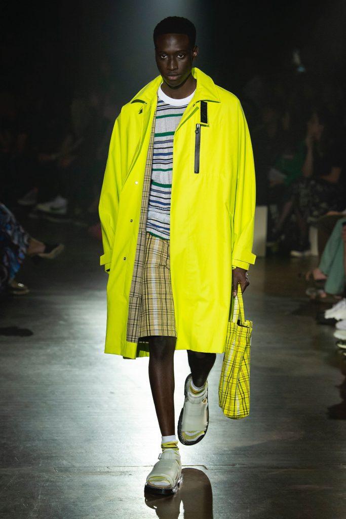 Kenzo Menswear SS 2019