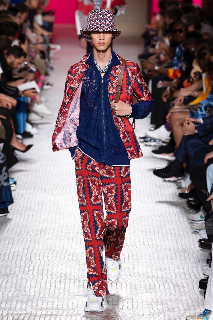 Valentino Menswear SS 2019