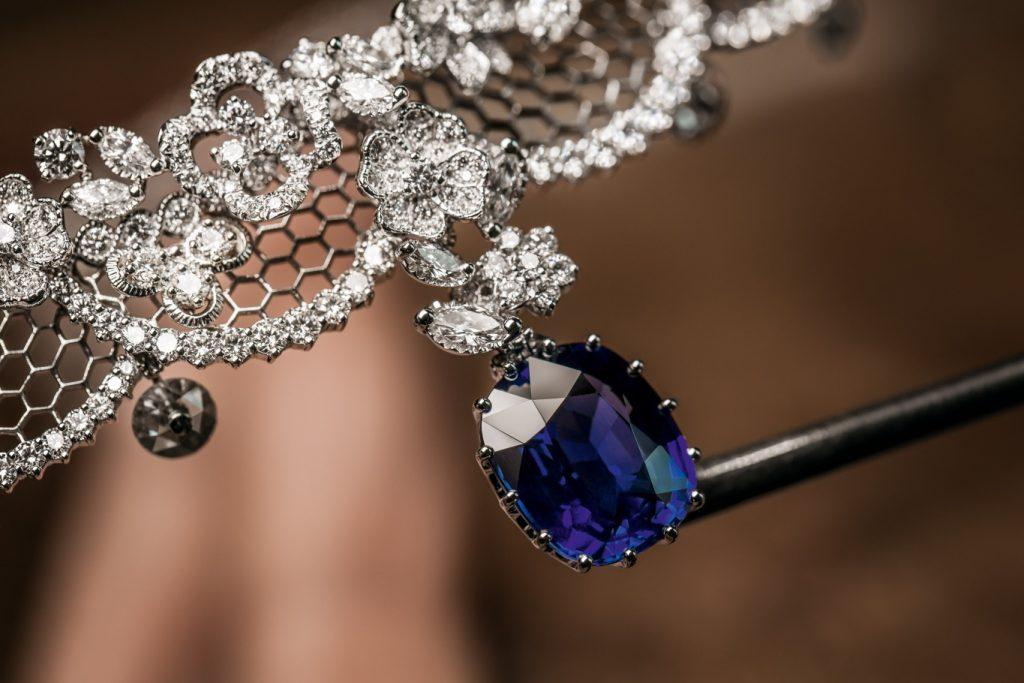 ДРАГОЦЕННЫЕ КРУЖЕВА Dior