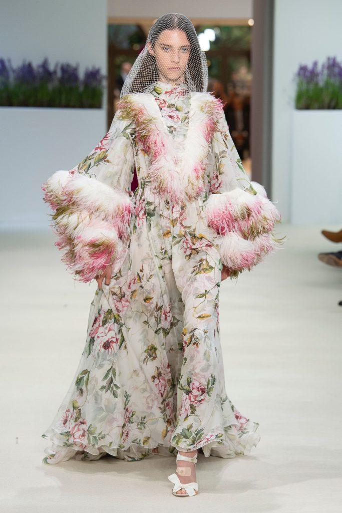 Giambattista Valli Fall 2018 Couture