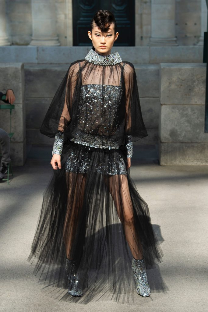 Chanel Fall 2018 Couture