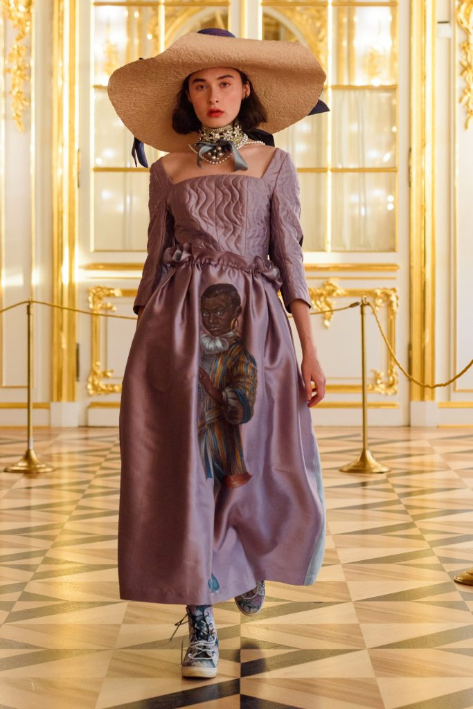 Tatyana Parfionova Fall 2018 Couture