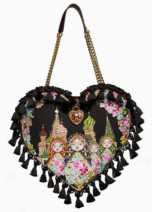 Dolce & Gabbana ВНОВЬ ПОСВЯЩАЮТ КОЛЛЕКЦИЮ РОССИИ